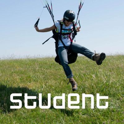 skyadventures kurser student